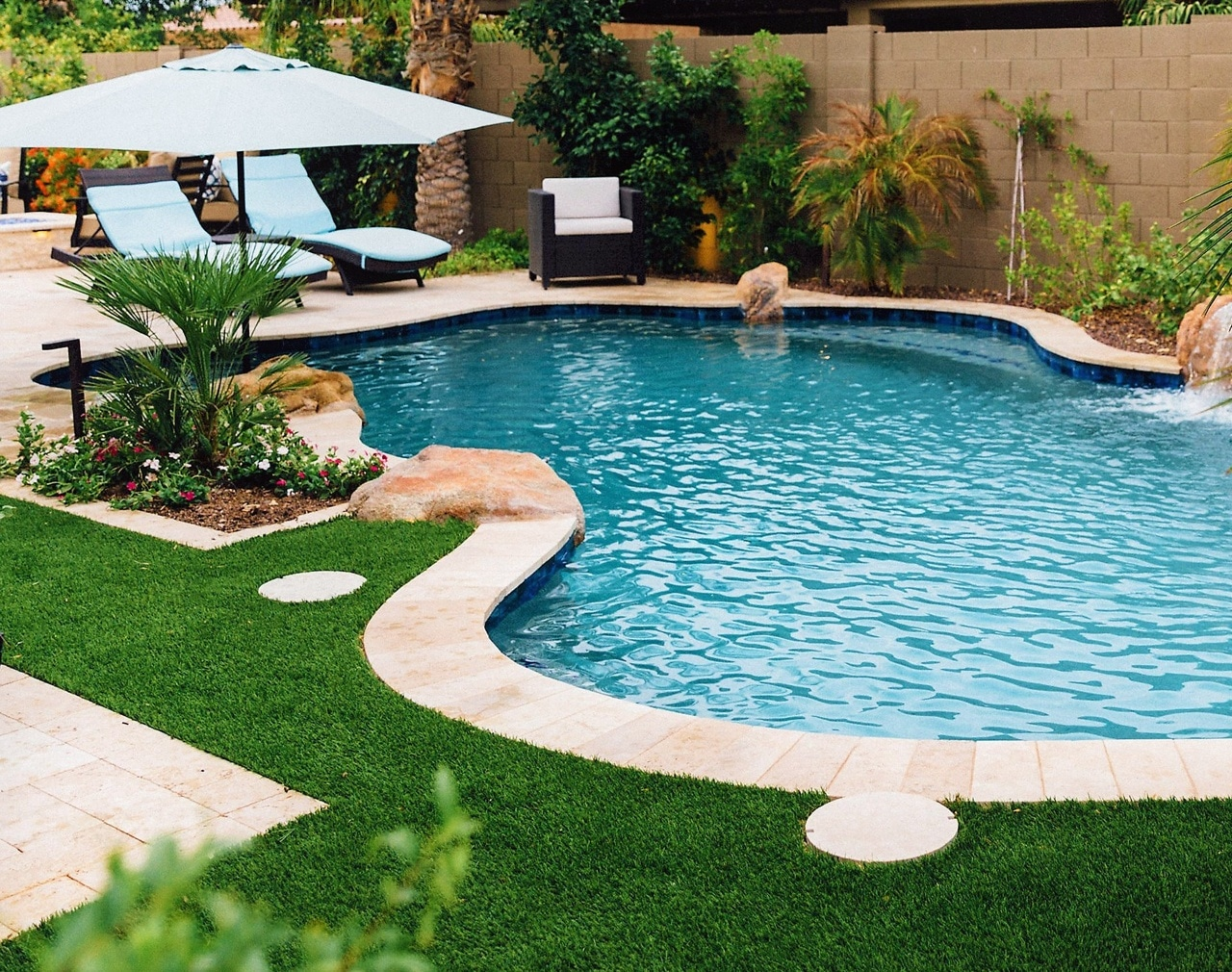 Pool Renovation nuView Design Arizona