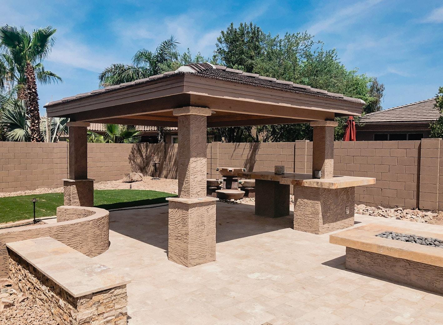 Residential Mesa AZ Landscape Designing