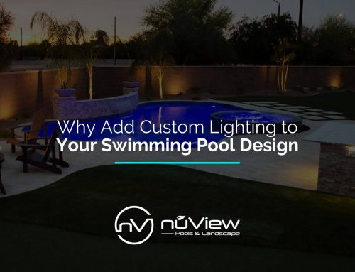 Why Add Custom Lighting to Your Swimming Pool Design